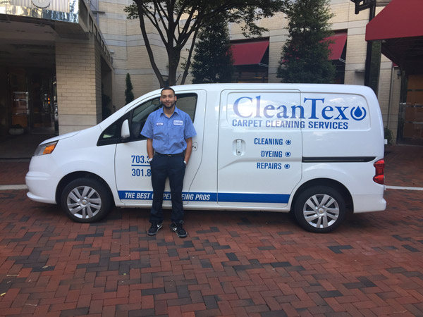 CleanTex Carpet Services about