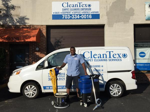 CleanTex Carpet Services about